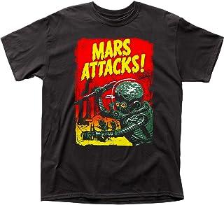 Large Kreepsville Mars Attacks Dinosaur Skater Dress