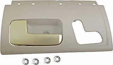 Driver side WITH install kit LED 6 inch -Black 2007 Sterling LLT 9500 SERIES Post mount spotlight