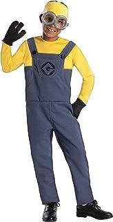 Despicable Me 2 Deluxe Dave Minion Costume, Small