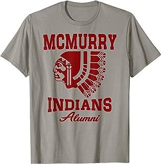 Mcmurry Indians Alumni T-Shirt