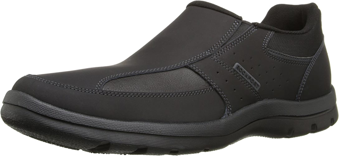 Rockport Hommes's Get Your Kicks Slip-on noir Loafer 11 W (EE)
