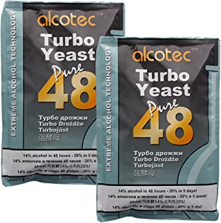 turbo yeast 48