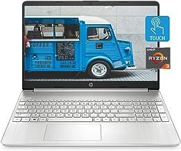 HP 15 Laptop, AMD Ryzen 3 3250U Processor, 8 GB RAM, 256 GB SSD Storage, 15.6-inch HD Micro-Edge...