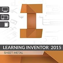 Learning Inventor 2015 - Sheet Metal Design