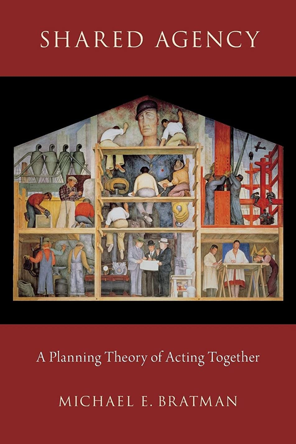 アベニュー夜明けに砂Shared Agency: A Planning Theory of Acting Together