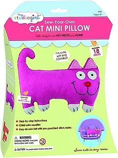 My Studio Girl Mini Pillows - Cat