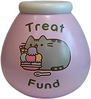 Pusheen Treat Fund Pots of Dreams Money Pot Save Up & Smash Money Box Gift