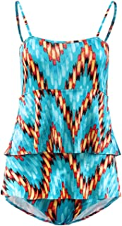 7TECH Finger Print Sexy One Piece Swimsuit