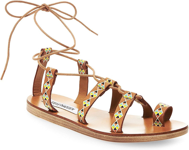 Steve Madden Reeeta Strappy Sandals sz 8