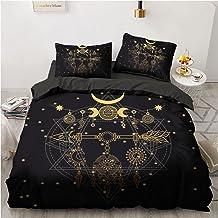 Mandala Luxury 3D Design Custom Bed Linen Comforter Quilt Cover Bedding Set Single King Queen Double Single Size Home Text...