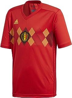adidas Kid's Belgium Home Soccer Jersey