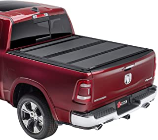 BAK BAKFlip MX4 Hard Folding Truck Bed Tonneau Cover | 448223 | Fits 2019- 2021 Dodge Ram 1500, Does Not Fit With Multi-Fu...