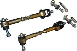 Rusty's Off-Road Forged Adjustable Sway Bar Quick-Disconnects - Jeep CJ/YJ Wrangler