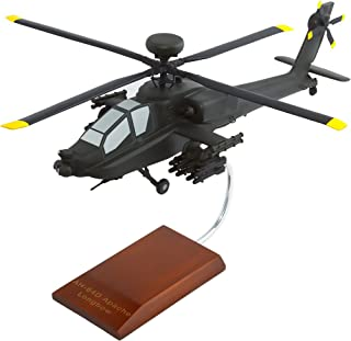 Mastercraft Collection Boeing AH-64 Apache Longbow Atack Helicopter United States Army Model Scale:1/32
