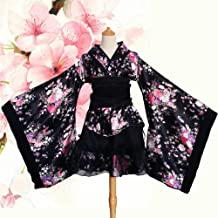 SLR Kleid Cospaly Kostüm Frau Sakura Kimono Maid Kosten Bliss Reine Land Haus Tanz Kleidung