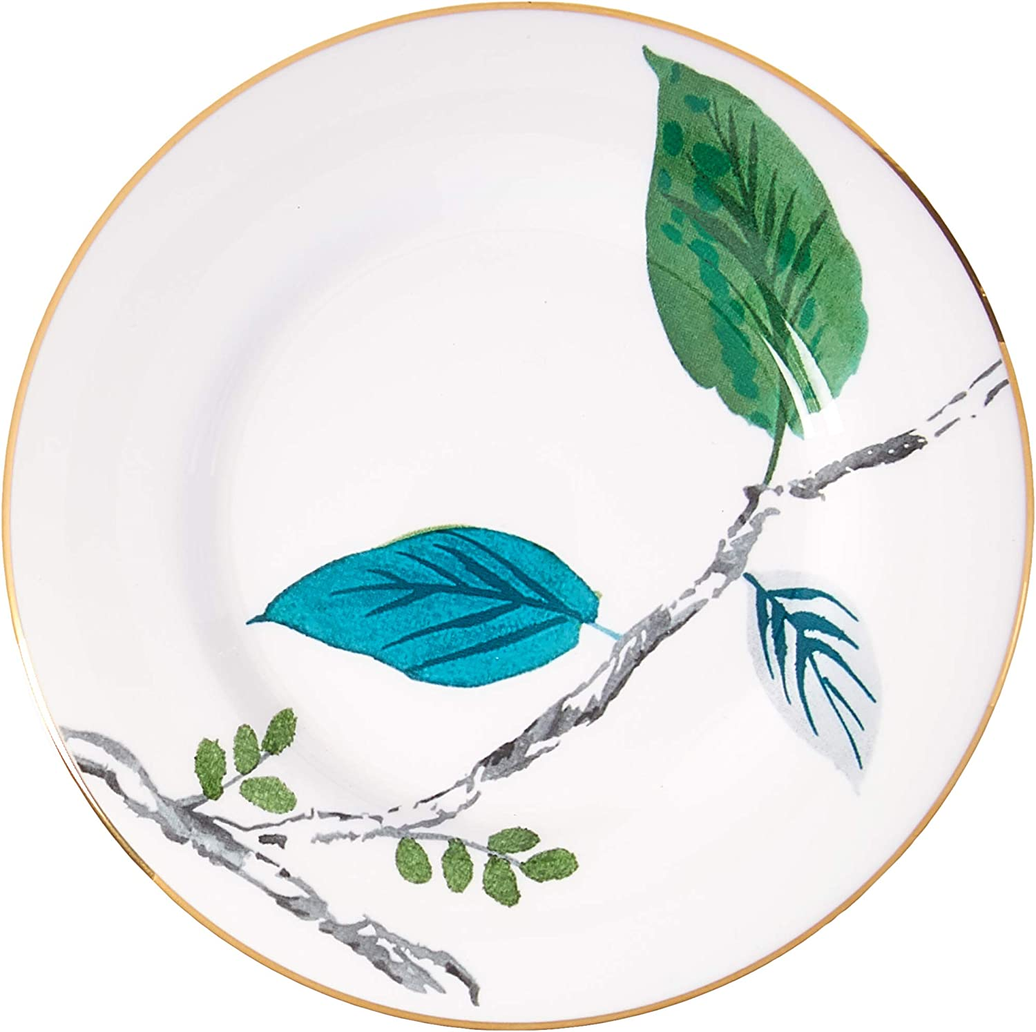 Kate Spade Birch Fixed price for Selling rankings sale Way 0.40 Saucer Multi LB