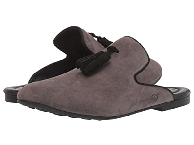 Born Corrin (Dark Grey Suede) Women