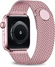 Best rose gold apple watch with pink strap Reviews