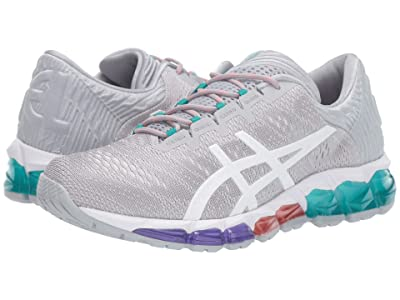 ASICS GEL-Quantum(r) 360 5 (Piedmont Grey/White) Women