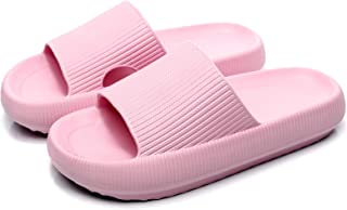 Non-slip slippers, Universal Quick-drying Thickened Non-slip Sandals Home Indoor Slippers for Bathroom, Anti-Slip Thick So...