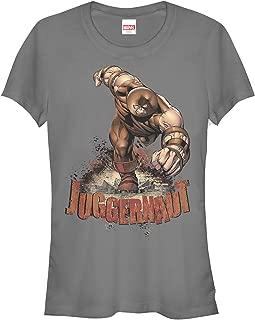 Juniors' X-Men Juggernaut T-Shirt