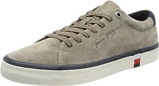 Tommy Hilfiger Herren Corporate Modern Suede Vulc Sneaker