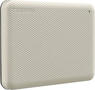 HD Externo Toshiba 2TB Canvio Advance BRANCO - HDTCA20XW3AA