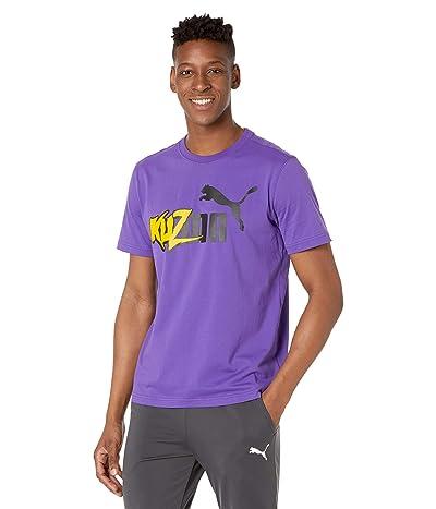 PUMA PUMA X Kuzma T-Shirt (Prism Violet) Men