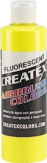 ألوان الطلاء من كريتكس للبخاخة 236 مل، أصفر فلوري