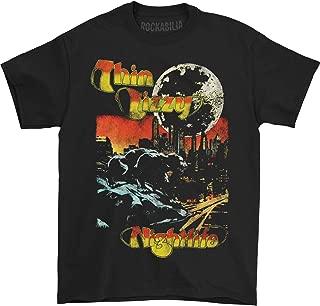 Men's Nightlife Mens Regular T T-Shirt Black
