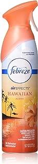 Febreze Air Effects, 9.7 Oz, Hawaiian Aloha, Air Refresher - Pack of 2