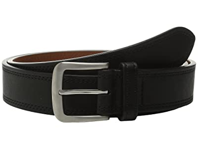 Shinola Detroit Double Stitch (Black) Men