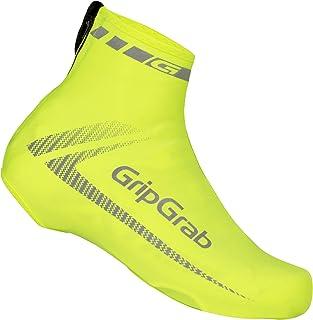 GripGrab Unisex's RaceAero Bike Zomer Aero Overshoes-Lichtgewicht Lycra Fietsschoenhoezen voor tijdrit en Road Racing