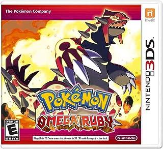 Pokémon Omega Ruby Nintendo 3DS (NTSC)