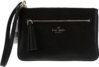 Kate Spade New York Chester Street Tinie Pebbled Leather Wristlet Handbag