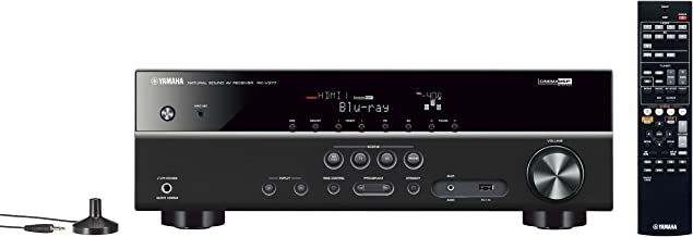 Yamaha RX-V377 5.1-Channel A/V Home Theater Receiver
