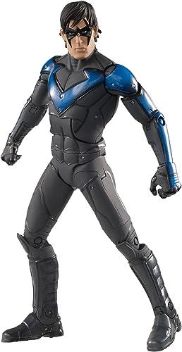 DC Universe Batman Legacy Arkham Asylum Nightwing