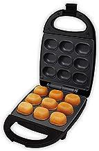 YSN DELISH ベビーカステラメーカー ブラック   ベビーカステラ ホットケーキミックス 5分調理 ホットプレート ホットサンド 時短調理 お菓子づくり 簡単