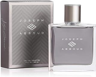 Joseph Abboud Signature Eau de Toilette - Authentic Fragrance Spray for Men - Seductive, Sophisticated and Sensual Scent - Fresh Citrus, Sage and Bamboo - 3.4 oz