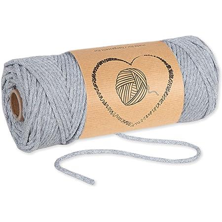 hilos para macrame 3mm hilo macrame cuerda algodon