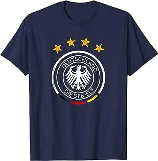 Deutschland Team Soccer T-Shirt