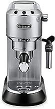 DeLonghi America, EC685M Dedica Deluxe Espresso, Silver