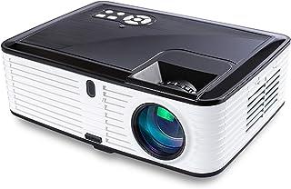 أنظمة المسرح المنزلي JHMJHM VS768 4000ANSI Lumens 1980x1080 دقة LED+LCD تقنية العرض الذكي، يدعم AV / HDMI / USB / VGA (أسو...