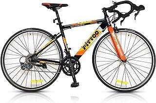 700c Road Bike Bicycle 16speed Shimano Light Weight Alloy Aluminum Medium Frame