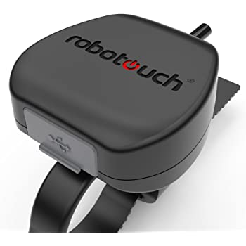 Robotouch RideOn Pro Mobile Charger with Fuse for Two Wheeler