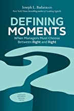 Best defining moments joseph badaracco Reviews