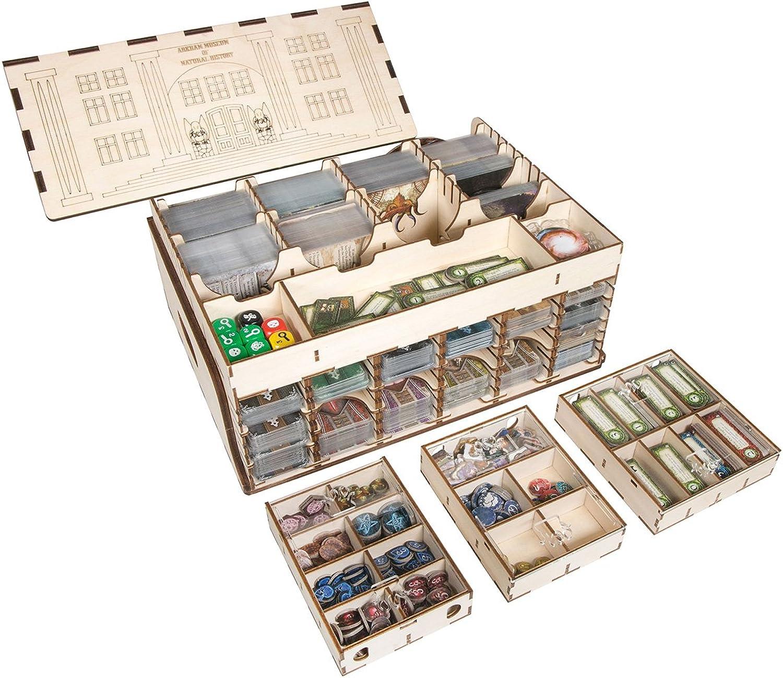 wholesape barato The The The Broken Token Arkham Museum Crate for Elder Sign  diseño único