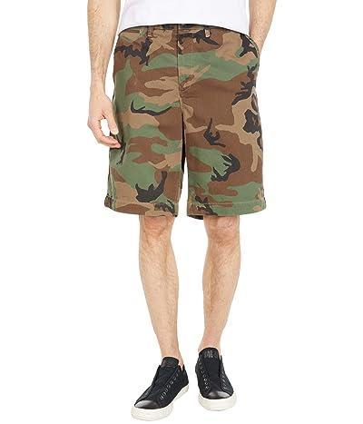 Polo Ralph Lauren 10 Relaxed Fit Camo Chino Shorts (Surplus Camo) Men
