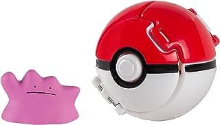 Pokémon Throw 'N' Pop Poké Ball, Ditto And Poké Ball