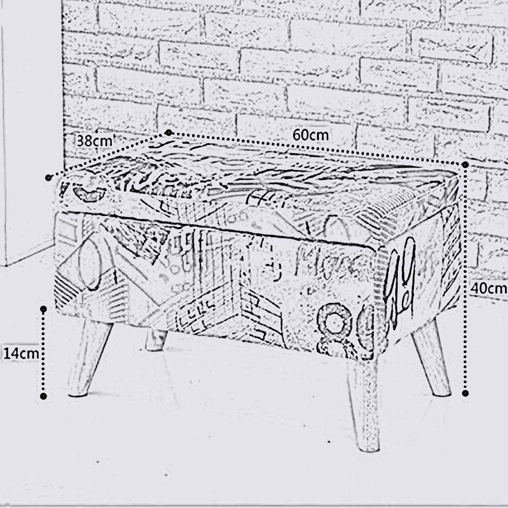 DLL Tabourets , Siège , Durable Canapé Chaise Changement de Rangement de Chaussures Rangement Magasin de Vêtements Chaussures Banc de Vestiaire,13 13